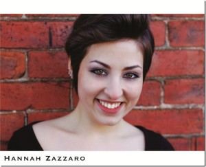 Hannah Zazzaro Headshot