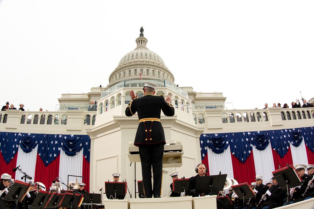 Inaugural Ceremony 2013