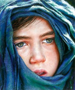 """Young Sage"" painted at age 15 by Akiane Kramarik www.akiane.com"